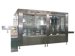 Bottle Water High Speed Rinsing Filling Capping Machinee